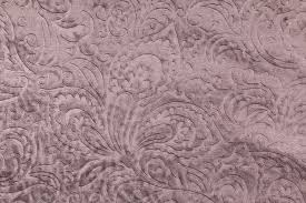 Patterned Velvet Fabric