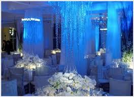 diy wedding reception lighting. truly stunning setup at this blue winter uplighting wedding reception diy diywedding weddingideas weddinginspiration ideas inspiration lighting
