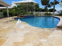pool resurfacing project indian rocks beach