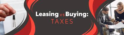 Tax Advantages Of Leasing Versus Buying Lancaster Toyota