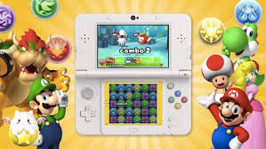 Nintendo 3ds Game Charts Media Create Charts Puzzle Dragons Mario Edition New 3ds
