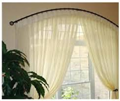 curved curtain rod window curved curtain rod imposing decoration chic ideas curved curtain rods for windows