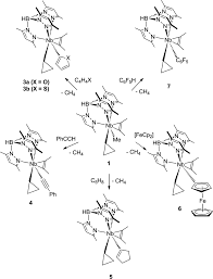 Ch bond activation of unsaturated hydrocarbons by a niobium methyl cyclopropyl precursor cyclopropyl ring opening and alkyne co
