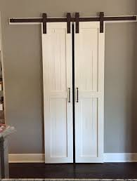 Sliding Barn Door | New House Ideas | Pinterest | Doors, Closet Doors And Bathroom  Doors