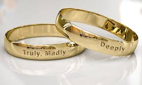 Wedding Ring Engraving Quotes Awesome Short And Extremely Sweet Quotes To Engrave On Promise Rings