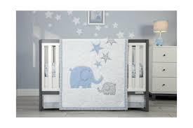 zutano elephant elefant blau 4pc cotton