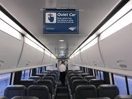 The Cult Of The Amtrak Quiet Car Fortune