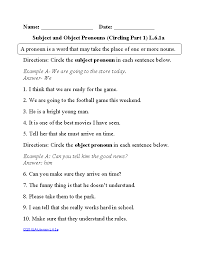 6th Grade Common Core | Language Worksheets | Englishlinx.com ...