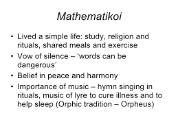 pythagoras and music