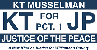 kt musselman for justice of the peace
