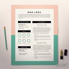 Contemporary Resume Templates Free Free Design Resume Templates Minimal Resume Cv Template Graphic 90