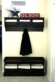 front door bench with storage entryway ideas entry traditional basket for simple living room