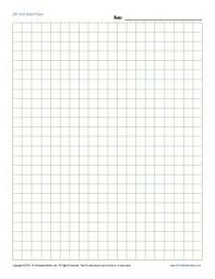 Printable Graph Paper 3 8 Inch Grid Free Blank Template