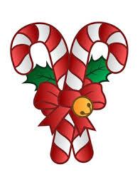 Candy Cane Printable Christmas Printables Pinterest Candy