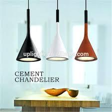 cement pendant light factory supply cement pendant lighting for outdoor concrete pendant lights cement pendant light
