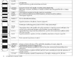 Degrees Of Mental Retardation Chart The Genetics Of Mental Retardation Intechopen