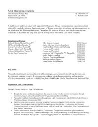Salesforce Administrator Resume Examples Examples Of Resumes