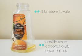 it s so easy and waaaaaay to make your own foaming hand soap i