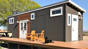 tiny house no loft. Gorgeous No-Loft Lay-Out Tiny Home With Modern Sleek Interior | Small House Design Ideas No Loft