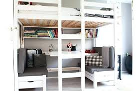 bed with office underneath. Decoration: Bunk Beds With Desks Underneath Loft Bed Desk Good For New Residence Remodel Dresser Office A