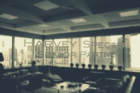 suits harvey specter office. BTS Jacinda Barrett Harvey Specter Senior Partner Office.png Suits Office H