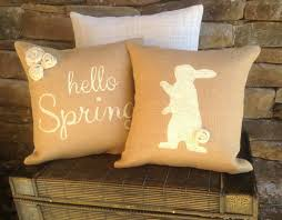 Home Decoration Material Decoration Awesome Handmade Decorative Easter Pillow Case Cushion