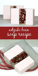 Adzuki Bean Soap Recipe