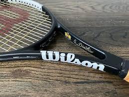 Grigor dimitrov page on flashscore.com offers livescore, results, fixtures, draws and match details. Grigor Dimitrov 2019 Personal Wilson Pro Stock Tennis Racquet Ebay