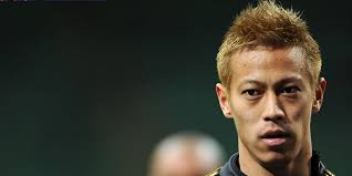 2016年本田圭佑の最新髪型が必見金髪ソフモヒがカッコ良すぎ 男力