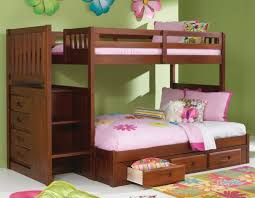 bunk beds for girls with storage. Delighful With Appealing Twin Over Full Bunk Bed With Storage For Girls And Beds F