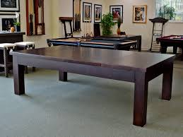 Pool And Dining Table Plush Pool Table With Dining Top All Dining Room