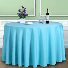 tablecloths for round tables blush table overlays