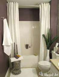 Spa Inspired Bathroom Makeover Home Decor Spa Inspired Bathroom Easy Home Decor