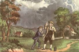 Benjamin Franklin and His Son, Divided by Independence | The New Republic
