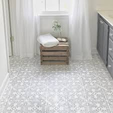 Patterned Linoleum