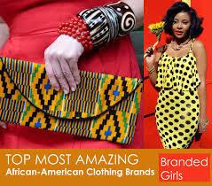 Black Clothing Designers African American Clothing Brands Top 15 Black Clothing Designers