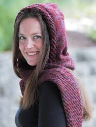Hooded Scarf Pattern Free