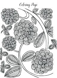 Coloring Pages Spring Coloring Pages Fun Spring Themed For The
