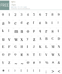 <b>Fenice Pro</b> ITC W04 Regular 1.00 Fonts Free Download ...
