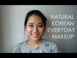 natural korean everyday makeup tutorial giwon