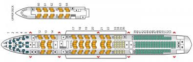 B744 Seating Chart British Airways 744 Seat Map Related Keywords Suggestions