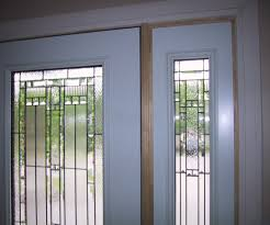 replace front doordoor  Entry Door Sidelight Glass Replacement Dopechillout Entry