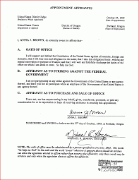 7 Affidavit Of Good Moral Character Actionplan Templated