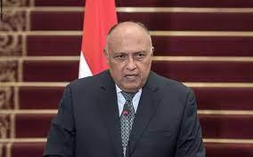 سامح شكري يستقبل وزير الخارجية والتعاون الدولي السيراليوني - بوابة المشهد  والحقيقة