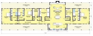 Ranch Style House Plan 3 Beds 3 00 Baths 3645 Sq Ft Plan 888 6