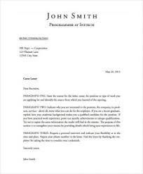 Pdf Cover Letter Cover Letter Template Free Template Business