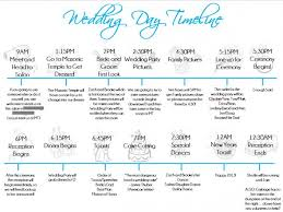 One Year Timeline Template Wedding Day Timeline Template Wedding Day Timeline Wedding Black