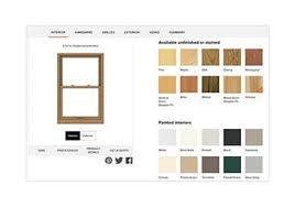 Andersen Color Chart E Series Windows Doors Andersen Windows
