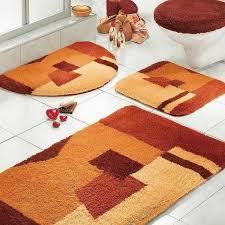 burnt orange bathroom rug sets 1485 best ponto russo images on rugs modern rugs and