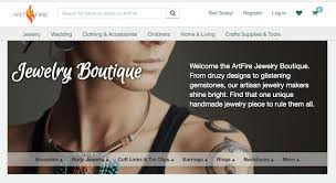 Handcrafted Jewelry Websites The 5 Best Websites To Sell Jewelry Godaddy Blog